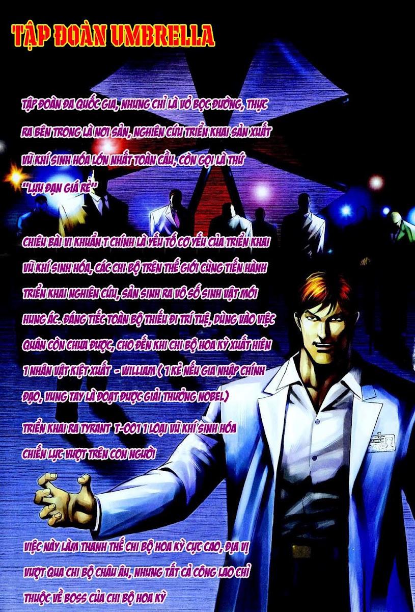 Resident Evil 3 chap 4 - Trang 2