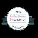 Touchcast Ambassador 2019