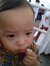 11 Months old Lil Irfan Ahmad