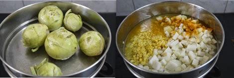 How to prepare Noolkol kootu