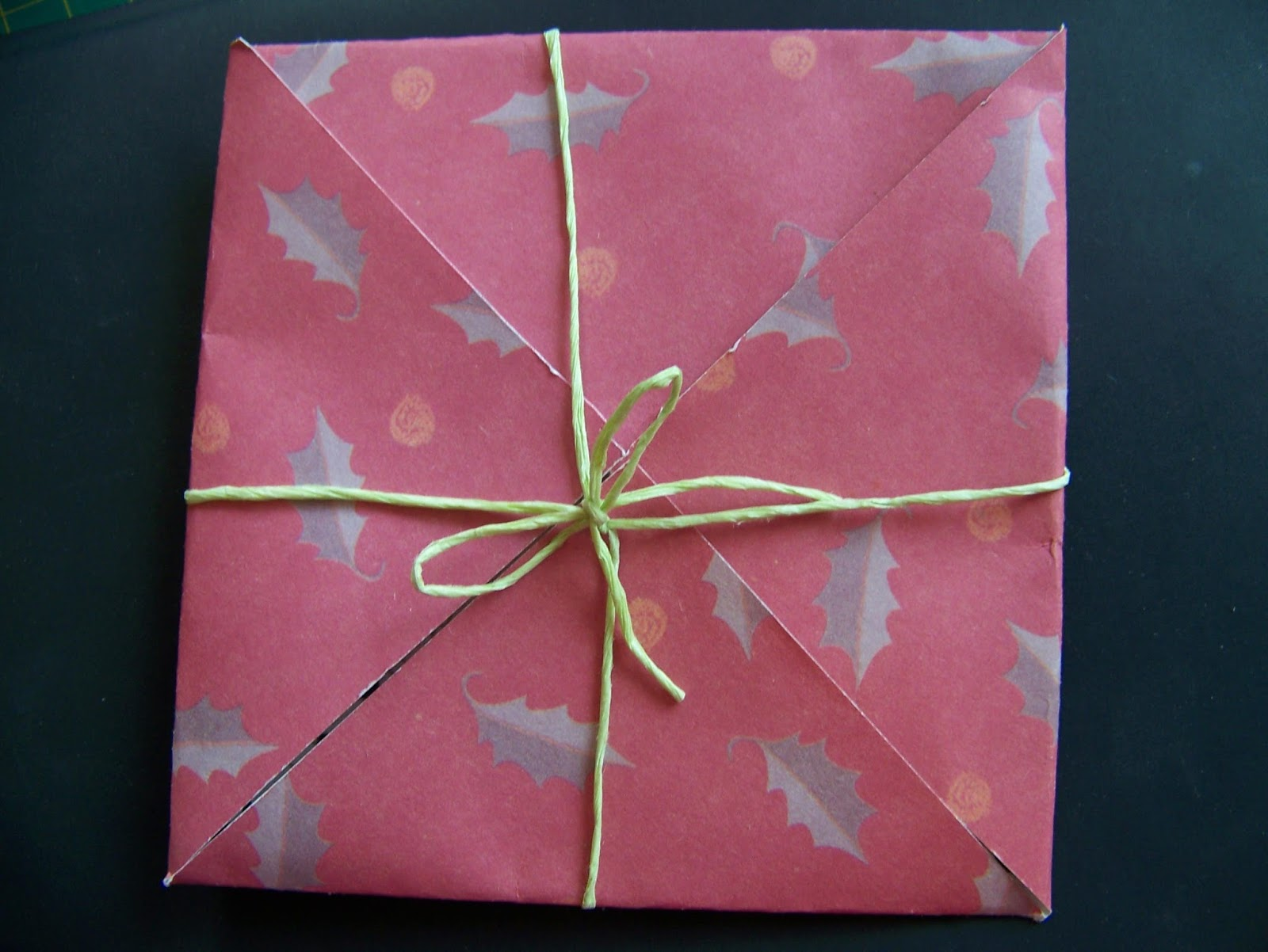 A Pretty Talent Blog: Quick and Inexpensive Christmas Cards