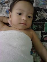 15 Months old Lil Irfan Ahmad