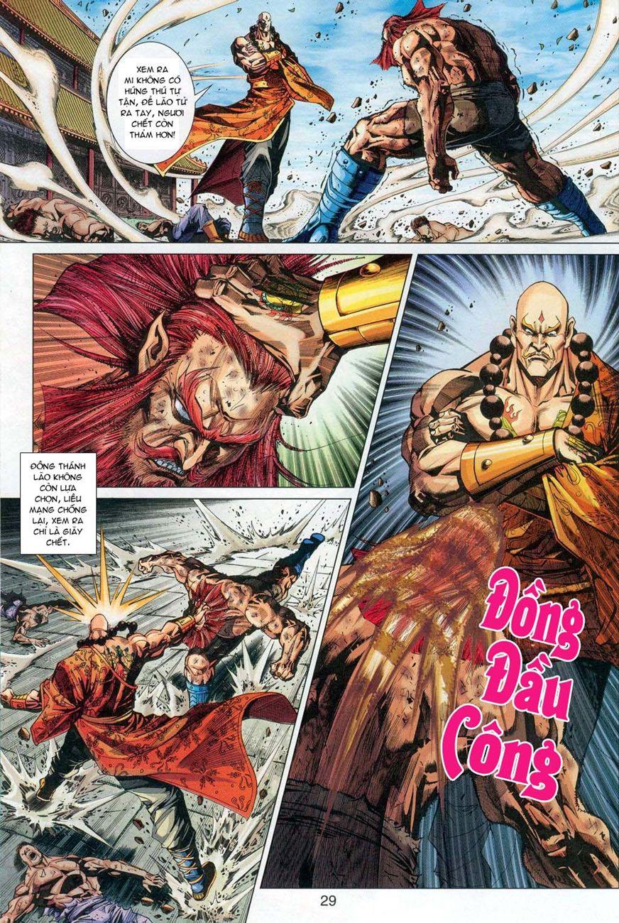 Tân Tác Long Hổ Môn chap 291 - Trang 29