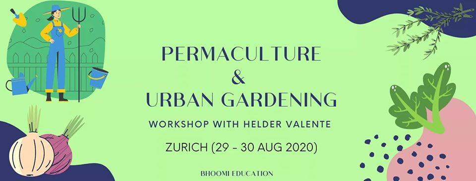CPC - City Permaculture Course