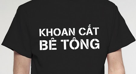 khoan cat be tong