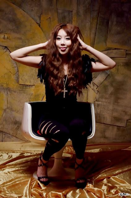 Go Jung Ah Photos