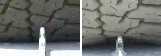 Puncture Resistance Demo - Cooper Tyres