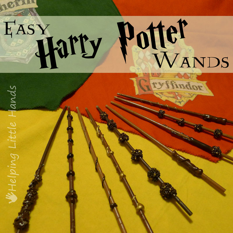 Harry Potter inspired Wizard wand unique wand one of a kind party favor stocking stuffer