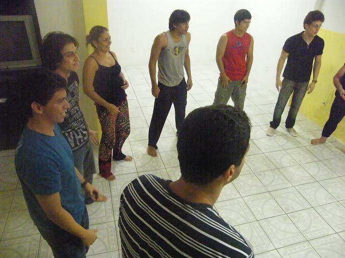 AULA DE IMPROVISO, MUITO INTERESSANTE NA CAP