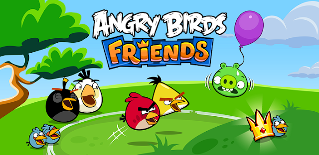 Angry Bird Friend