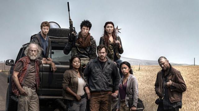Hình ảnh phim Cuộc Chiến Zombie Phần 4