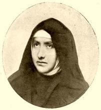 Saint Geltrude Comensoli