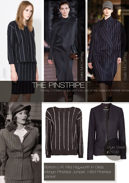 The Pinstripe