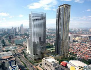 10 Gedung Pencakar Langit Tertinggi Di Jakarta [ www.BlogApaAja.com ]