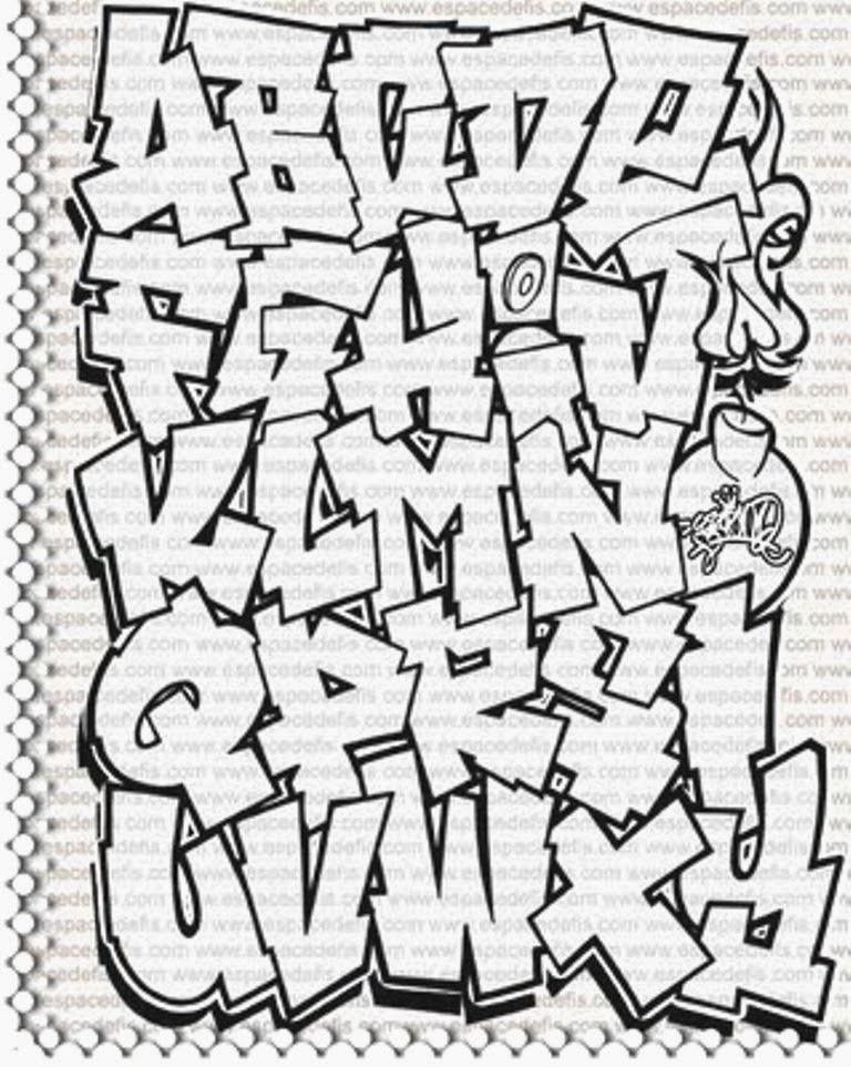 Graffiti creator styles alphabet graffiti style - Grafiti alpabet ...