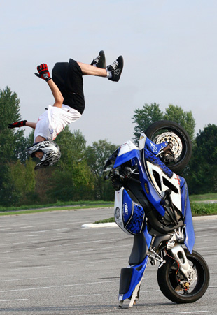 Bikes Stunts Stunt Dirt Bike is a fun flash