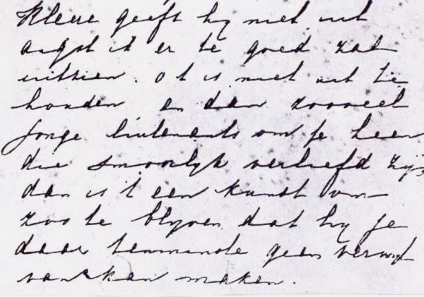 Handwriting Personality Test