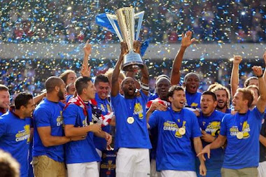 USA Wins Gold Cup 2013