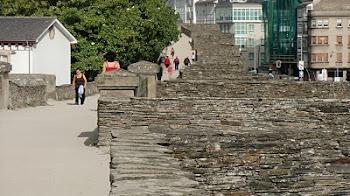 Roman wall Lugo