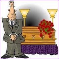 Humor. O enterro da tia em Cuba.