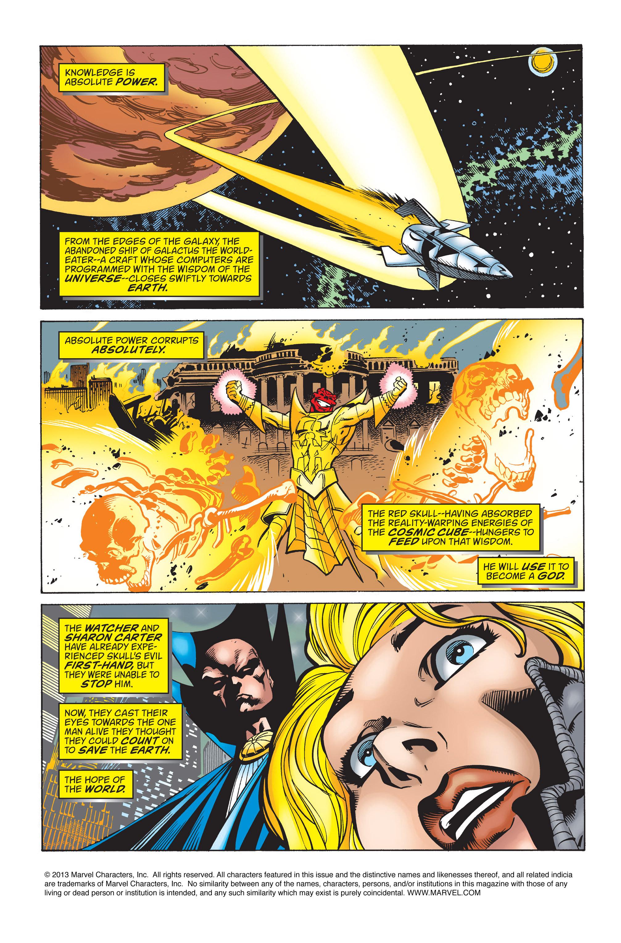 Captain America (1998) Issue #17 #23 - English 2