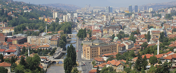 Un séjour exceptionnel en Bosnie et à Belgrade
