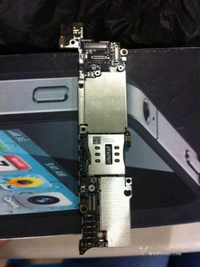 motherboard and Dock Connector of iphone 5