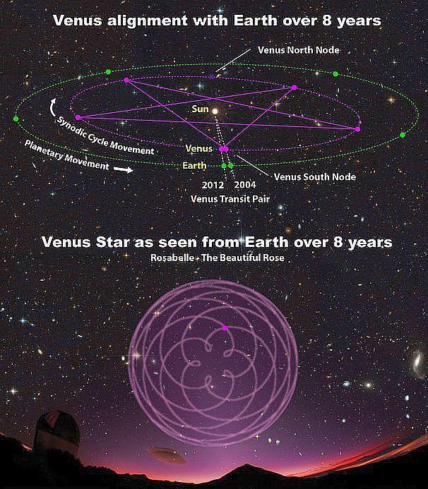 Of The Venus Cycle
