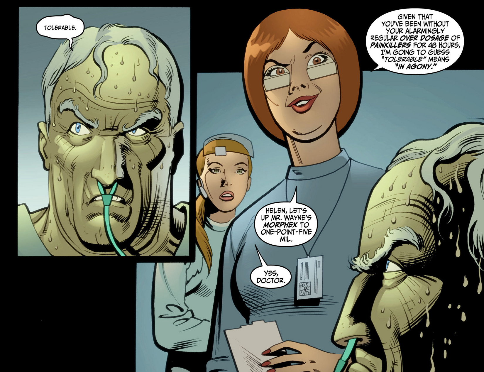Batman Beyond (2012) Issue #11 #11 - English 8