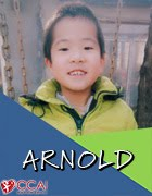 April 8th, 2017: Arnold! (China)