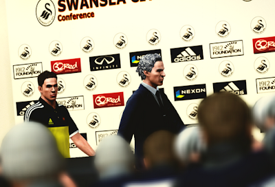 Download Press Conference Swansea City PES 2013
