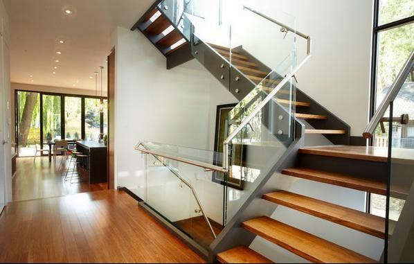 Fotos de escaleras for Escaleras de casas de lujo