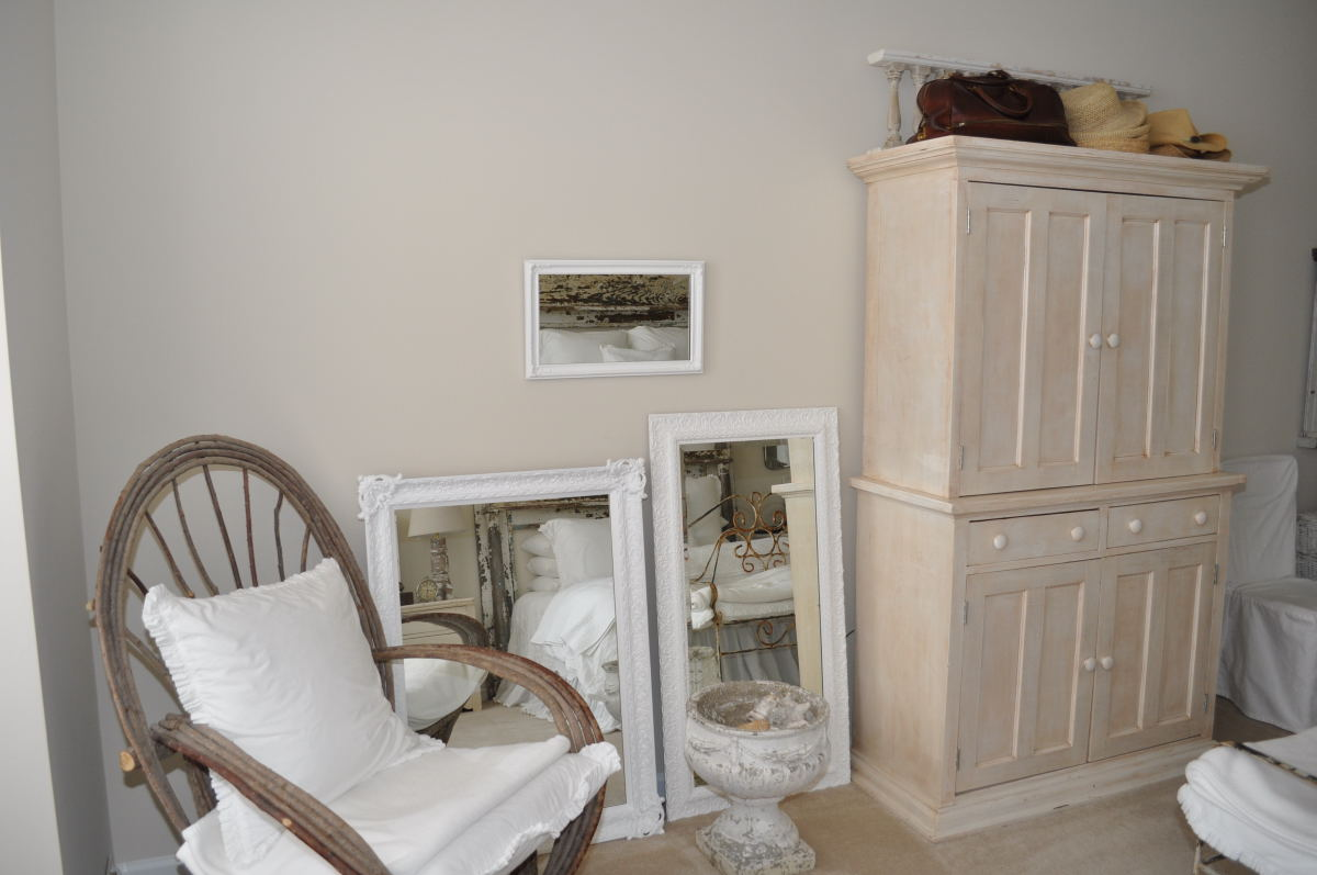 dreamy whites creating a relaxed french farmhouse feel. Black Bedroom Furniture Sets. Home Design Ideas