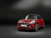 New Mini John Cooper Seen On www.coolpicturegallery.us