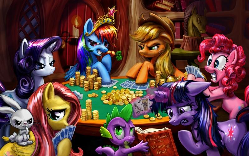 My Little Pony RaibowDash