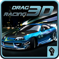 Drag Racing 3D App Icon