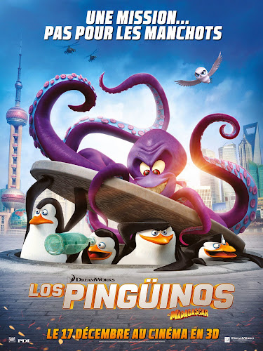 Penguins of Madagascar (BRRip 1080p Dual Latino / Ingles) (2014)