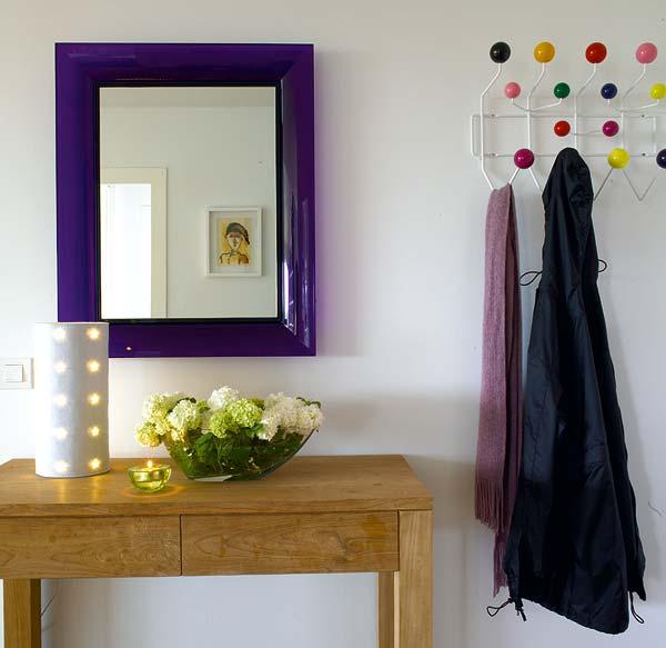 Programa tv dise o feng shui como decorar el recibidor de - Como decorar un recibidor moderno ...