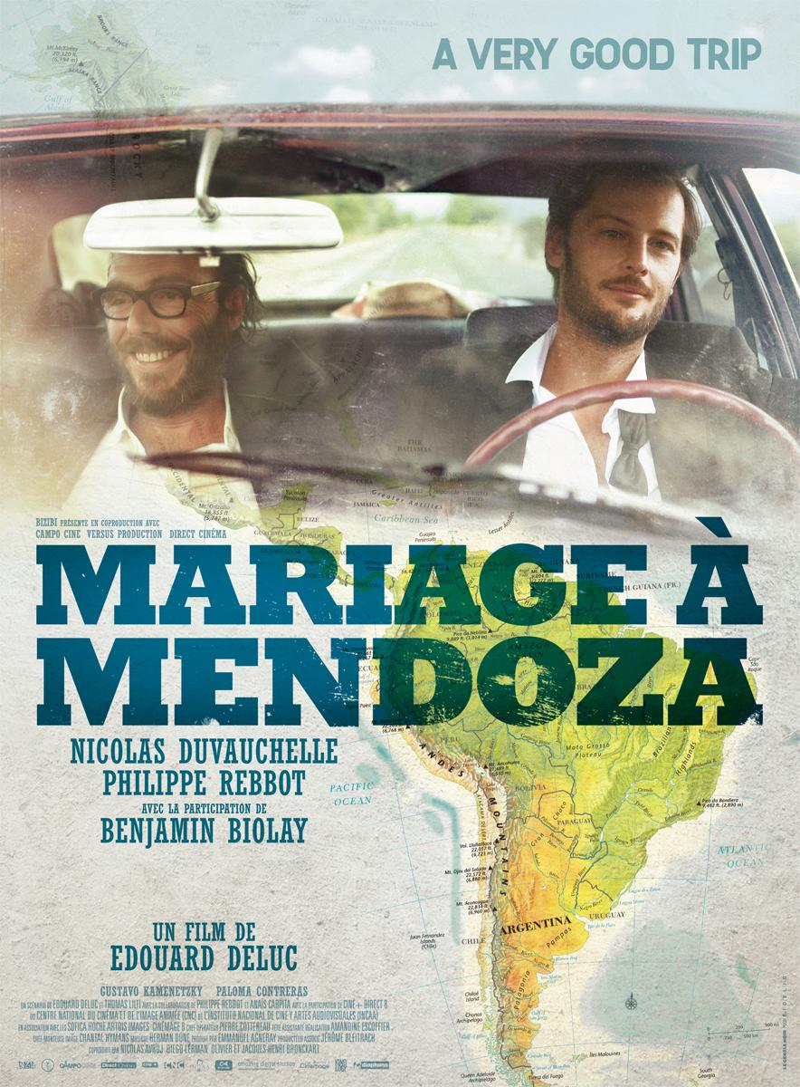 Mariage à Mendoza (Welcome to Argentina) (2012)