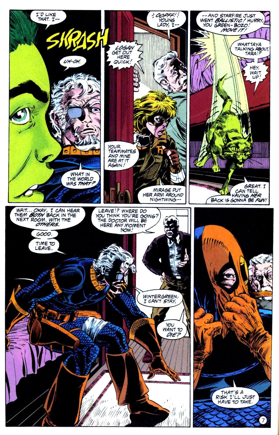 Deathstroke (1991) Issue #15 #20 - English 8