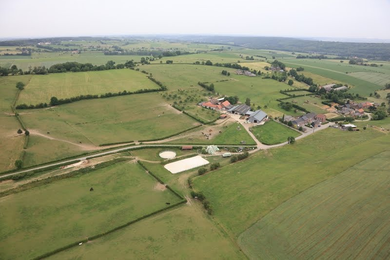 Luftbild Hof Mabrouck