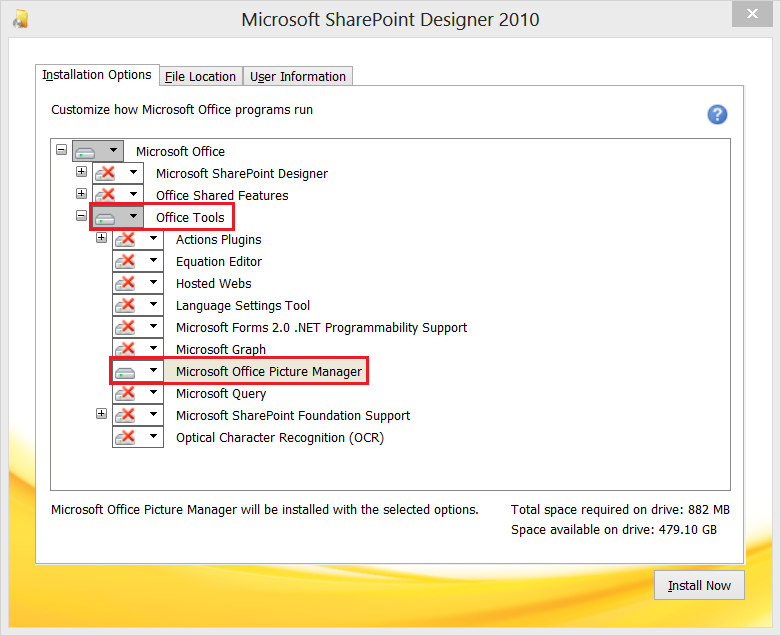 Download SharePoint Designer 2013 from Official Microsoft