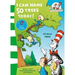 I Can Name 50 Trees Today (The Cat in the Hat's Lear... by Seuss, Dr. 0007433077