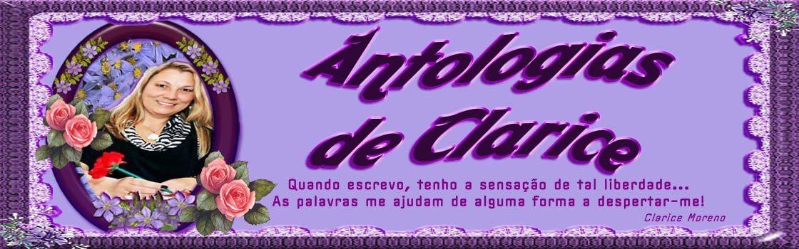 ANTOLOGIAS DE CLARICE