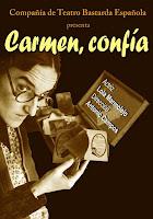 Del 2 al 11 de febrero de 2012 'Carmen, confía' en la Sala Fli de Sevilla