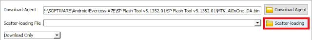 Cara Root Evercoss A7E Tanpa PC Dan Install Custom Recovery