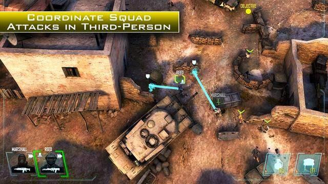 Call of Duty®: Strike Team v1.0.30.40254 Apk Screenshoot