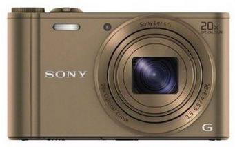 Harga dan Spesifikasi Kamera Sony Cybershot DSC-WX300 - 18 MP
