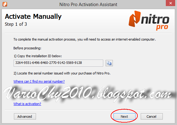 nitro pro 10 activation serial key