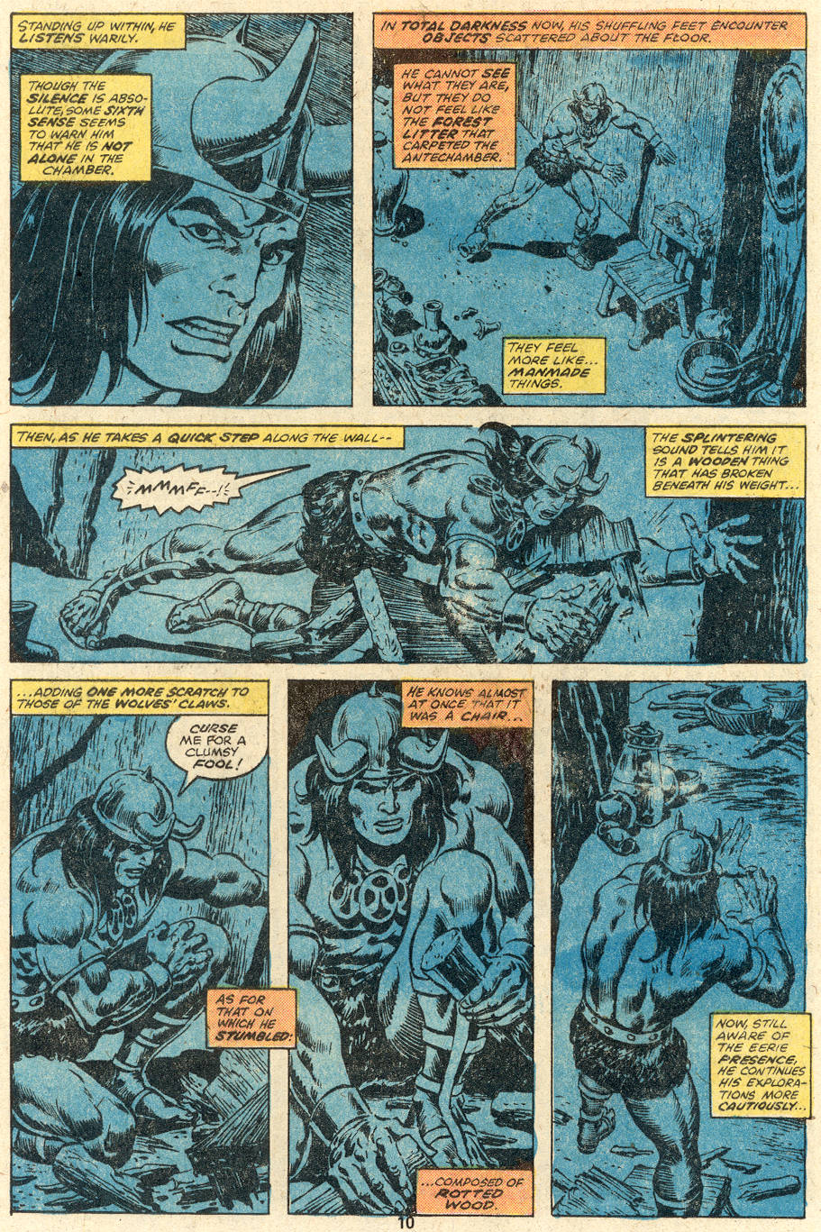 Conan the Barbarian (1970) Issue #92 #104 - English 8